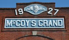 McCoy's Grand Theater logo