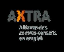 AXTRA logo