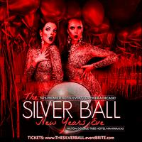 THE SILVER BALL: NEW YEARS EVE 2018 GALA NEW JERSEY  HOTEL EVENT
