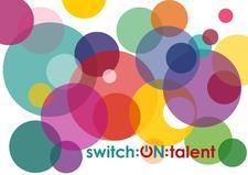 SWITCH:ON:TALENT logo