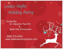 Ladies Night Holiday Party
