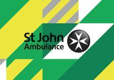 St John Ambulance - Community Advocates logo