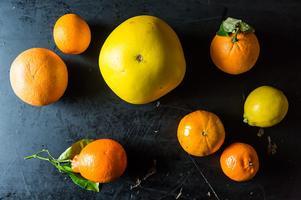 Seasonal Citrus Tasting