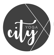 City Yoga X logo