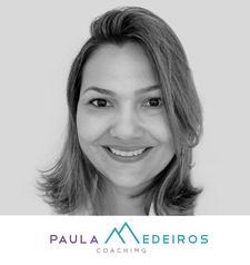 Master coach Paula Medeiros logo