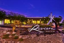 Riviera Palm Springs  logo