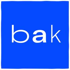 BAK, basis voor actuele kunst logo