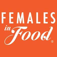 Females in Food logo