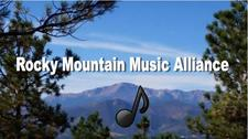 Rocky Mountain Music Alliance (RMMA) logo