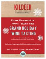 Grand Holiday Wine Tasting