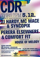 CDR Berlin with PERERA ELSEWHERE & COMFORT FIT live +...