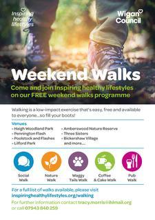 Active Outdoors (Weekend Walks) logo