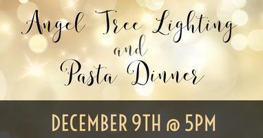 Angel Tree Lighting & Pasta Dinner