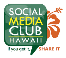 Social Media Club Hawaii Chapter logo