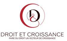 Institut Droit et Croissance logo