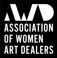 Association of Women Art Dealers (AWAD) logo