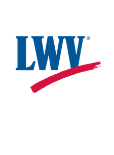 League of Women Voters, San Diego logo