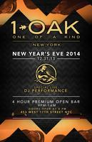 1 Oak NYC New Years Eve 2014