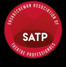 Saskatchewan Association of Theatre Professionals logo