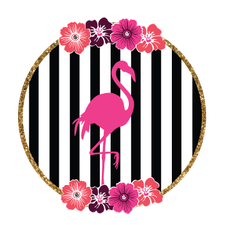 Flamingals of the Hunter, NSW logo