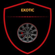 Exotic Car Club logo