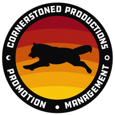 Cornerstoned Productions logo