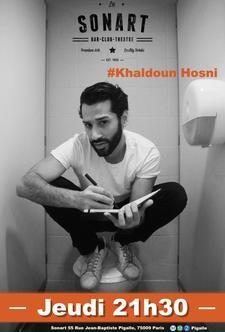 Khaldoun Hosni logo