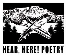 Hear Here Poetry logo