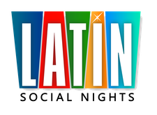 Latin Social Nights logo