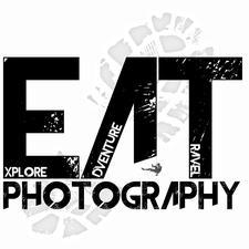 Explore Adventure Travel Photographer logo