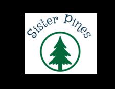 Sister Pines (signs) logo