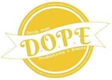 D.O.P.E LA logo