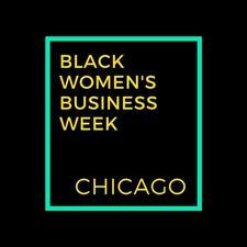 Chicago Black Women's Business Week logo