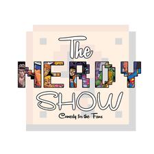 The NERDY Show logo