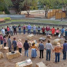 Eastside Community School - Three Cedars Waldorf Initiative logo