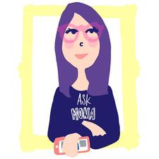 Ask Mona logo