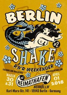 BERLIN SHAKE GbR logo