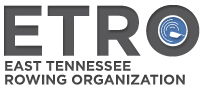 East Tennessee Rowing Organization logo