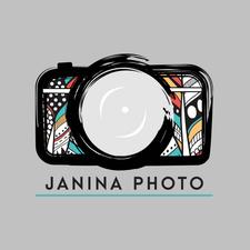 Janina Photo logo