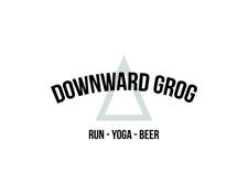 Downward Grog logo