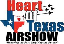 Heart Of Texas Air Show  logo