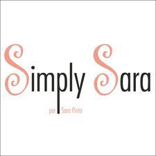 Simply Sara | Por: Sara Pinto logo