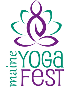 Maine YogaFest logo