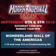 Morphinominal Expo logo