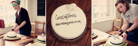 Cakesbyjames March cake masterclasses