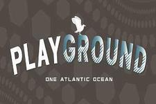 The Playground Pier - Atlantic City logo