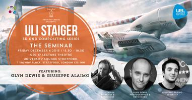 Uli Staiger 3d and Compositing Series / Seminar -...