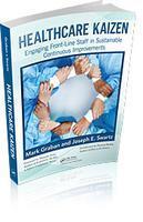 """Mark Graban & Joe Swartz """"Healthcare Kaizen"""" & Lean..."""