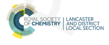 Chemistry at Lancaster University with RSC Lancaster and District Local Section logo