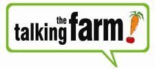 The Talking Farm logo